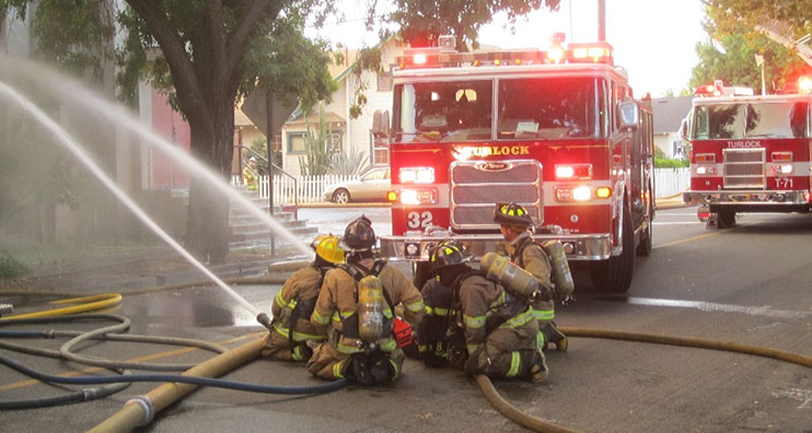 Becoming a Firefighter - City of Turlock (Fire Department ...