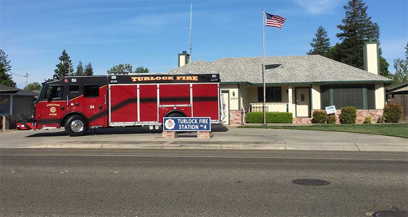 Fire Stations - City of Turlock (Fire Department\About Us)